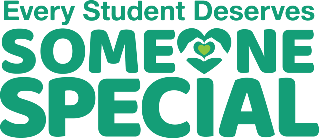 Every Student Deserves Someone Special